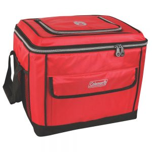 CW72984 300x300 - Coleman 40 Can Collapsible Cooler - Red