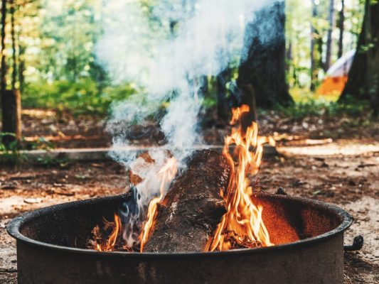 Campfire 533x400 - Pro Tips on Building the Perfect Campfire