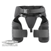 KR2DM TG40 100x100 - Tg40 : Imperial Thigh - Groin Protector With Molle System