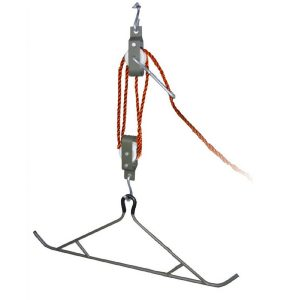 MOX1108511 300x300 - HME 4:1 Game Hanging Gambrel with Pulley System