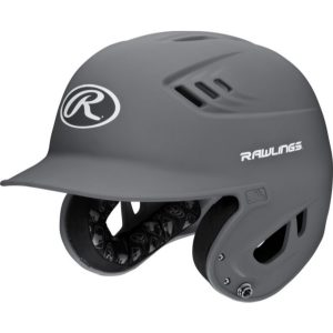 MOX1119835 300x300 - Rawlings Velo Series Senior Batting Helmet Matte Graphite