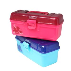 MOX1120155 300x300 - Zebco Splash Tackle Box ASST Blue and Pink With ASST Tackle