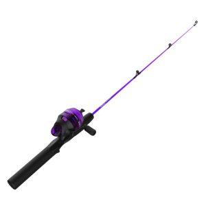 MOX1120165 300x300 - Zebco Dock Demon Purple 30 In 1 Pc M Spincast Combo 6LB Line