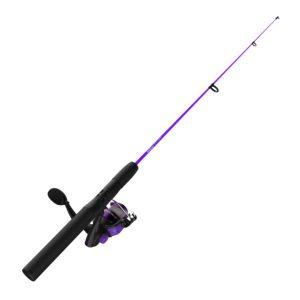MOX1120168 300x300 - Zebco Dock Demon Purple 30 In 1 Pc M Spin Combo 6LB Line