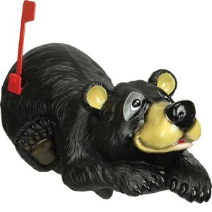 MOX2160928 300x300 - Rivers Edge Black Bear Mailbox-25in x 13.8in x 10.7in
