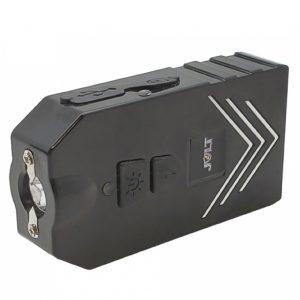 MOX4019503 300x300 - JOLT Jolt 4-N-1 Charger Stun Gun Black