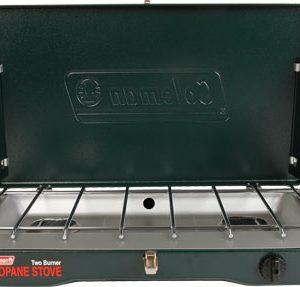 ZA2000020943 300x287 - Coleman Classic 2 Burner - Propane Portable Stove 20k Btu