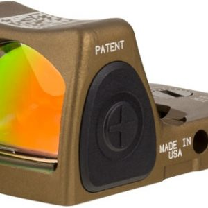 ZA700780 300x300 - Trijicon Rmr Hrs Type 2 Adj. - Led 3.25 Moa Red Dot Brown