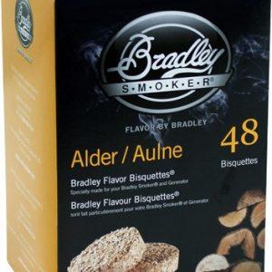 ZABTAL48 300x300 - Bradley Smoker Alder Flavor - Bisquettes 48 Pack