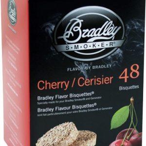ZABTCH48 300x300 - Bradley Smoker Cherry Flavor - Bisquettes 48 Pack
