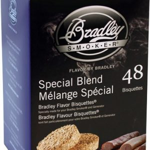 ZABTSB48 300x300 - Bradley Smoker Special Blend - Flavor Bisquettes 48 Pack