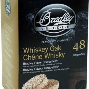 ZABTWOSE48 300x300 - Bradley Smoker Whiskey Oak Se - Flavor Bisquettes 48 Pack