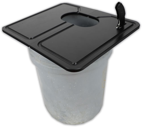 ZAFBB1370 - Can Cooker Gamemaker Fold'n - Stow 5 Gallon Bucket Board!