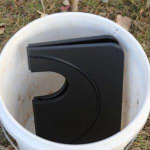 ZAFBB1370 2 300x300 - Can Cooker Gamemaker Fold'n - Stow 5 Gallon Bucket Board!