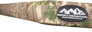 ZARMHCC25 300x107 - Rocky Mountain Hunting Calls #c25 Bully Bull Extreme - Elk Grunt Tube