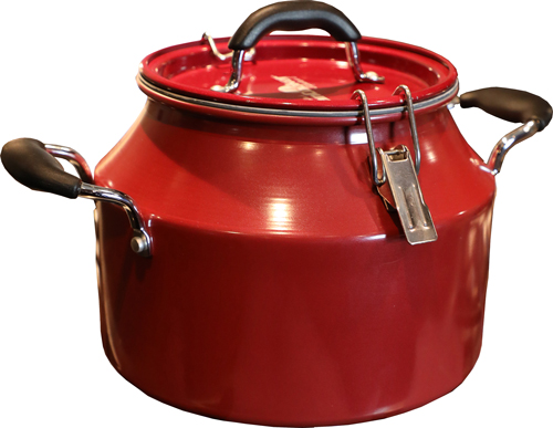 ZASG2RD1073 - Can Cooker Signature Series - Red Can Cooker!