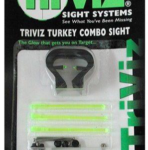 "ZATT1001 297x300 - Hiviz Shotgun Deer-turkey Set - Triviz 1-4""-3-8"" Vent Ribs"