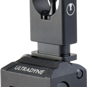 ZAUD10440 300x300 - Ultradyne Front Sight Folding - C4 Picatinny Black
