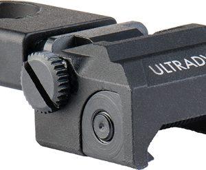 ZAUD10440 2 300x247 - Ultradyne Front Sight Folding - C4 Picatinny Black