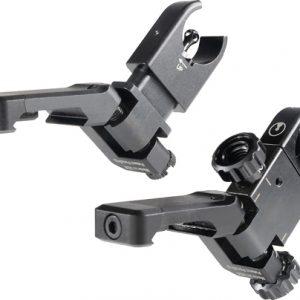 ZAUD10880 1 300x300 - Ultradyne Sight Combo Offset - Folding Rh C4 Picatinny Black