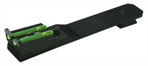 """ZAUNI2006 - Hiviz Rifle Rear Sight For - 3-8"""" Dovetail"""