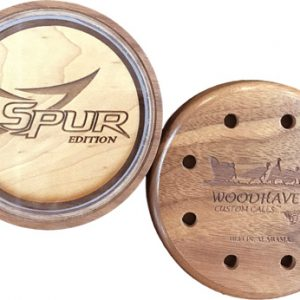 ZAWH058 300x300 - Woodhaven Custom Calls The - Spur Crystal Friction Call