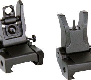 ZAZSIGHTSETHKG2 300x264 - Guntec Folding Iron Sight Set - G2 Thin Profile Black