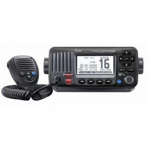 CW56331 300x300 - Icom M424G Fixed Mount VHF Marine Transceiver w-Built-In GPS - Black