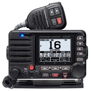 CW62890 300x300 - Standard Horizon Quantum GX6000 25W Commercial Grade Fixed Mount VHF w-NMEA 2000 & Integrated AIS receiver