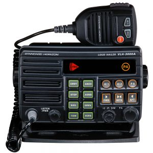 CW63676 300x300 - Standard Horizon VLH-3000A 30W Dual Zone PA-Loud Hailer-Fog w-Listen Back & 2 Optional Intercom Stations