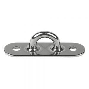 "CW74761 300x300 - Schaefer Stainless Steel Welded Pad Eye - 2""L x 5-8""W"