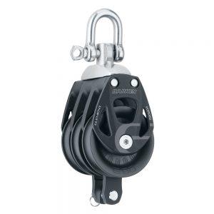 CW80430 300x300 - Harken 60mm Triple Aluminum Element Block w-Swivel & Becket