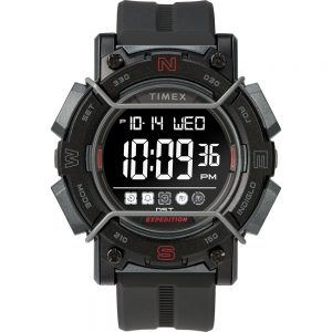CW80810 300x300 - Timex Expedition Digital Face 47mm - Black Screen w-Black Resin Strap