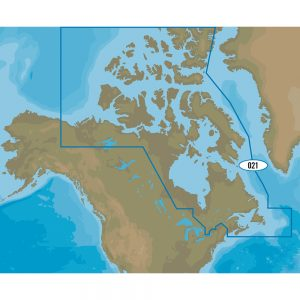 CW60779 300x300 - C-MAP 4D NA-D021 - Canada North & East