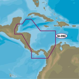 CW60789 300x300 - C-MAP 4D NA-D966 - Belize to Panama Local