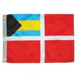 "CW76136 300x300 - Taylor Made Bahamas Courtesy Flag 12"" x 18"""