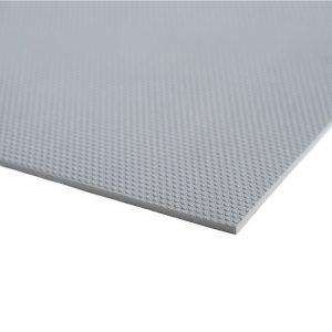 """CW83160 300x300 - SeaDek Embossed 5mm Sheet Material - 40"""" x 80""""- Storm Gray"""