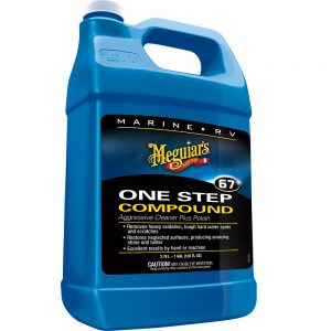 CW83368 300x300 - MEGUIAR'S MARINE ONE-STEP COMPOUND *CASE OF 4*