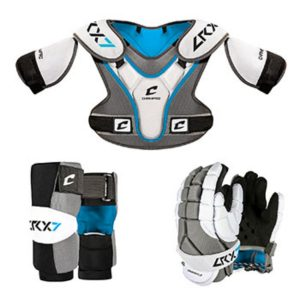 MOX1118590 300x300 - Champro LRX7 Lacrosse Box Set Grey