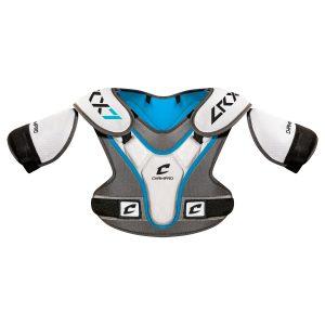 MOX1118604 300x300 - Champro LRX7 Lacrosse Shoulder Pad Grey