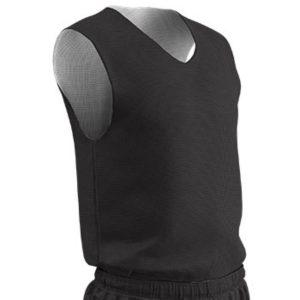 MOX1119032 300x300 - Champro Adult Poly Reversible Basketball Jersey Wht