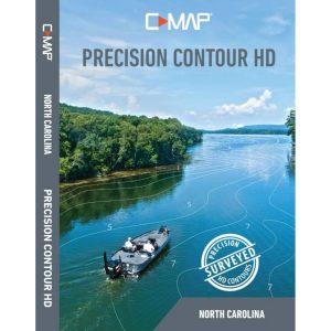 MOX1123385 300x300 - Lowrance C-MAP Precision Contour HD North Carolina