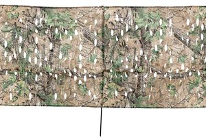 "ZA100135 300x200 - Hs Portable Ground Blind - Collapsible Rt-edge 27""x12'"