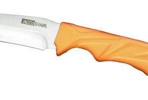 "ZA729C 300x203 - Accusharp Gut-hook Knife 3.5"" - Blade Non Slip Grip"
