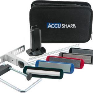 ZAF059C 300x300 - Accusharp 5-stone Precision - Knife Sharpening Kit W-case