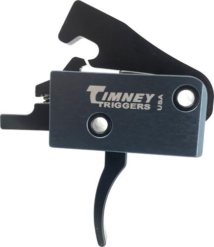 ZAIMPACTAR - Timney Trigger Ar-15 Impact - 3-4lb Solid Straight Small Pin