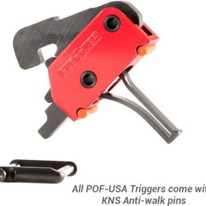 ZAPOF00858 300x300 - Pof-usa Trigger 3.5lb Straight - Drop-in W-kns Pins For Ar-15