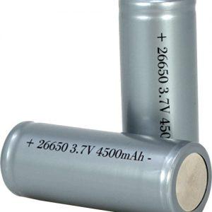ZAPT97392 300x300 - Predator Tac 26650 4500ah - Battery 2 Per Pkg