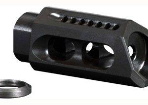 ZAYHM85MBA 300x213 - Yhm Slant Muzzle Brake-comp - 6.8-7.62-9mm 1-2x36 Threads