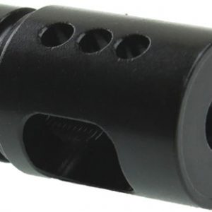 "ZAZMMC223 300x300 - Guntec Ar15 Micro Multi Port - Compensator 1-2x28"" Black"